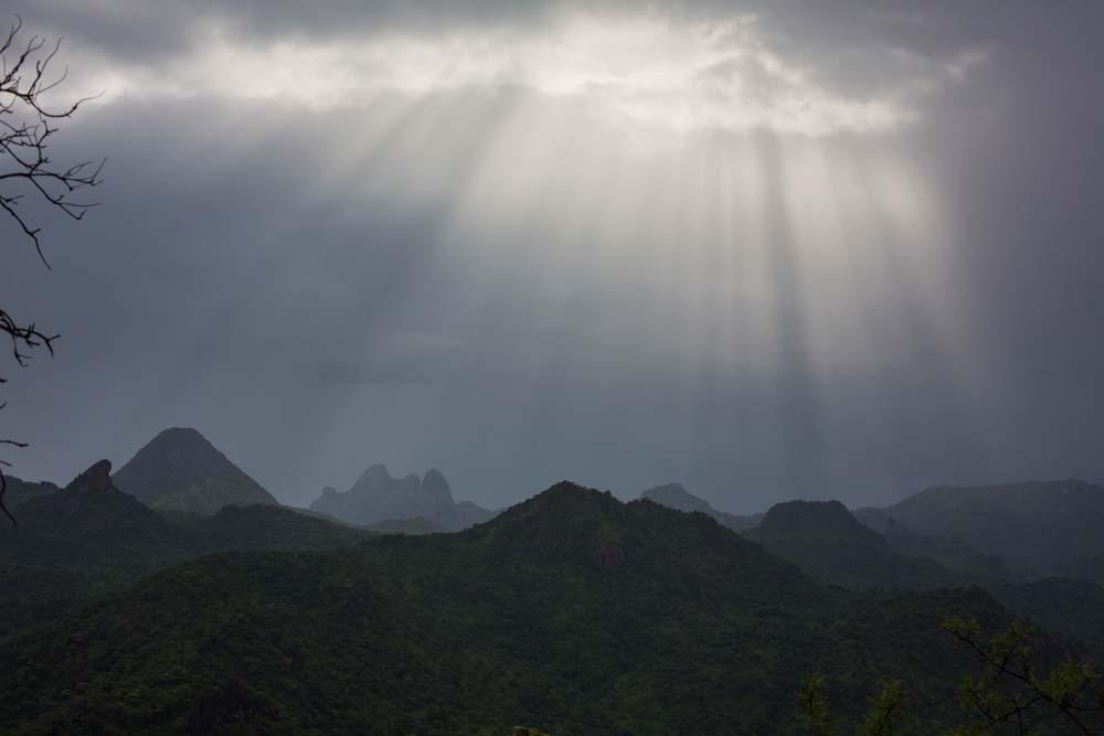 Napore Mountain Range